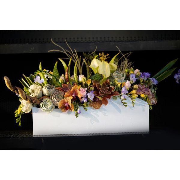 تصویر از باکس گل